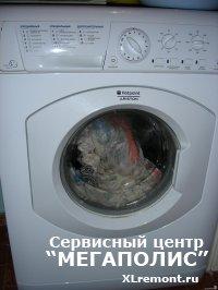 Ремонт стиральной машины, если она не отжимает