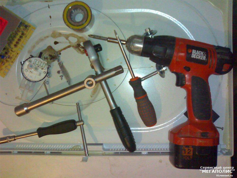 Сделай сам ремонт стиральной