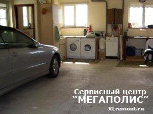 Можно ли устанавливать стиральную машину в гараже
