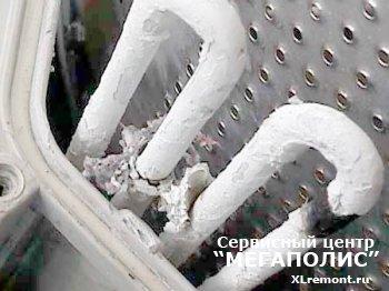 Жесткая вода и проблема накипи в стиральных машинах