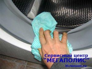 Как устранять неприятные запахи из стиральных машин