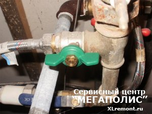 Нужен ли вентиль для горячей воды в стиральной машине
