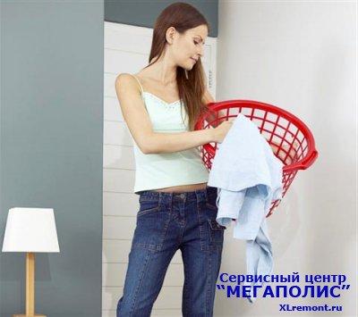 Откуда берутся белые пятна на одежде после стирки в стиральной машине