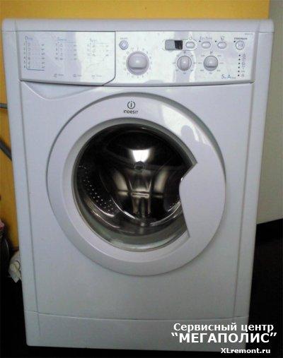 Почему моя стиральная машина не работает