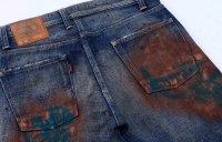 Почему на моей одежде после стирки в стиральной машине появились пятна ржавчины