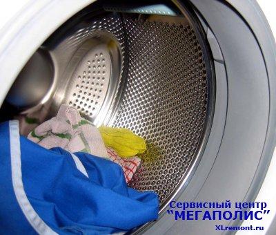 Почему одежда во время стирки в стиральной машине получает повреждения