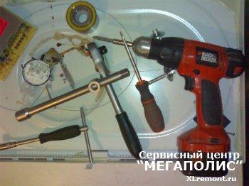 Сделай сам ремонт стиральной машины - перенаполнение машины водой
