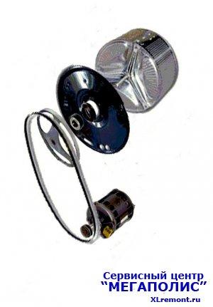 Стиральная машина также не вращает барабан на высокой скорости в случае, когда вода не сливается надлежащим образом.