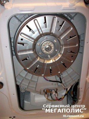 Что делать если барабан в стиральной машине не крутит.