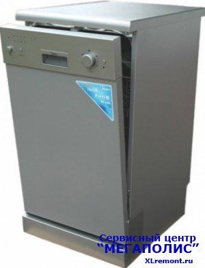 Качественный, быстрый и недорогой ремонт посудомоечных машин Midea