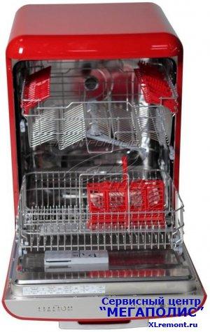 Ремонт посудомоечных машин Smeg профессионально, оперативно и недорого