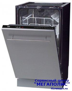 Недорогой, профессиональный и быстрый ремонт посудомоечных машин Zigmund & Shtain