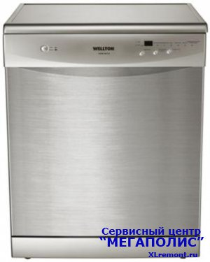 Недорогой, быстрый и качественный ремонт посудомоечных машин Wellton